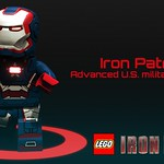 LEGO Iron Man 3 - Iron Patriot