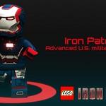 LEGO Iron Man 3 - Iron Patriot