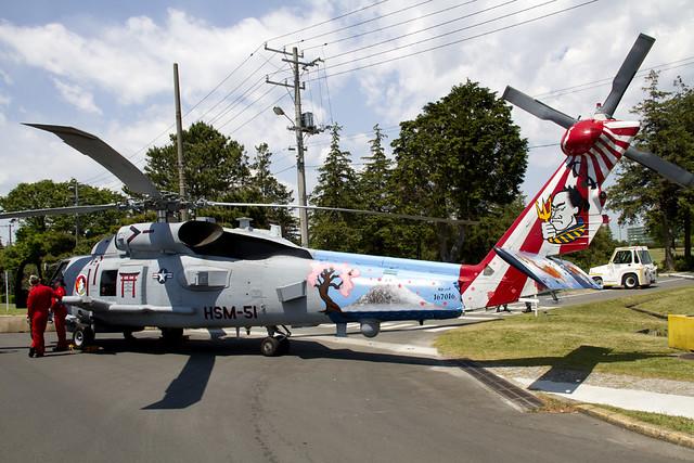 NAVY MH-60R