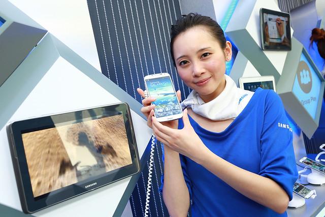 Samsung GALAXY S4 Launch. Photo 11