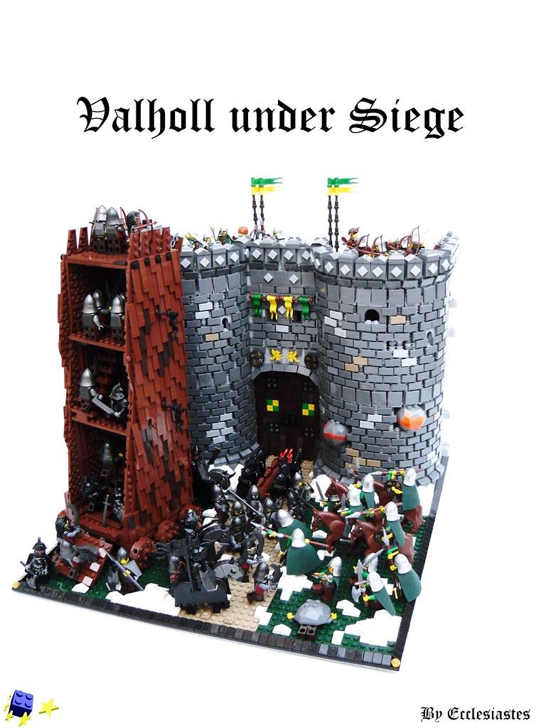 Valholl under Siege