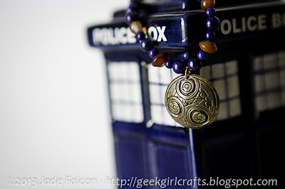 Dr. Who Pendant