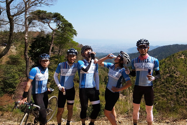 Rapha Gentlemen\'s Race Kyoto