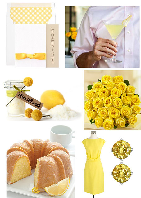Lemon Drop Wedding