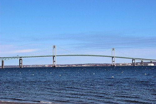 Jamestown Verrazzano Bridge by robtm2010 via I {heart} Rhody