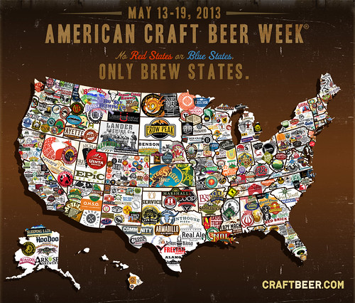 Craftbeer-map