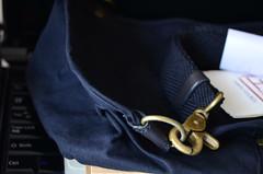 マチ有り [ハンプコウボウ] 帆布工房 ミリタリーライン ボディ