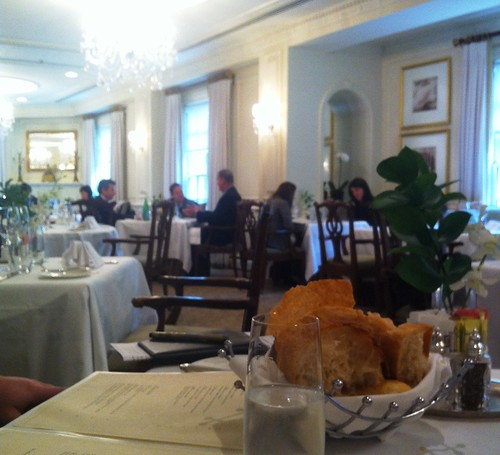 Hay Adams Power Lunch