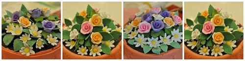 Flower Pot Class 4th May 2013