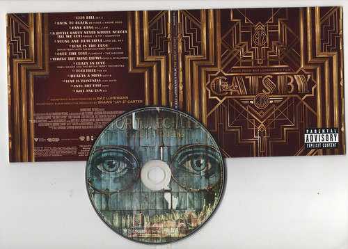 VA   The Great Gatsby OST (2013) (iTunes Plus AAC M4A + MP3) [Album]