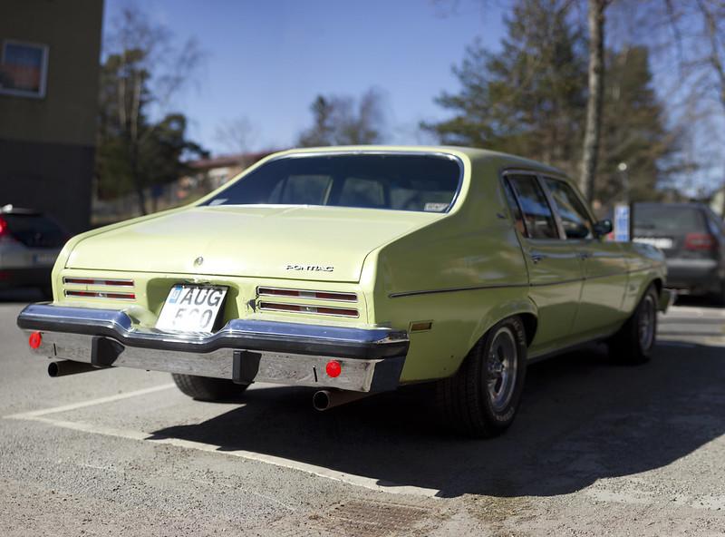 1974 Pontiac Ventura Custom