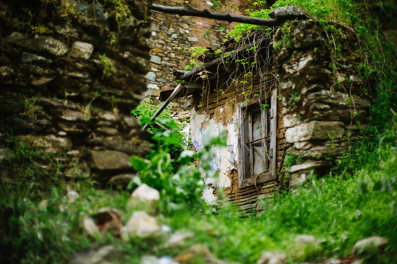 Sirince Village.