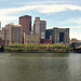 Downtown Pittsburgh by vw4ross