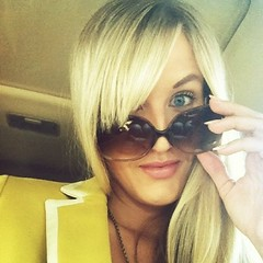 Seriously debating cutting these darn #bangs right here right now at my desk. #missedmyhairappt #drivingmecrazy #firstworldproblems #blondie #carselfie
