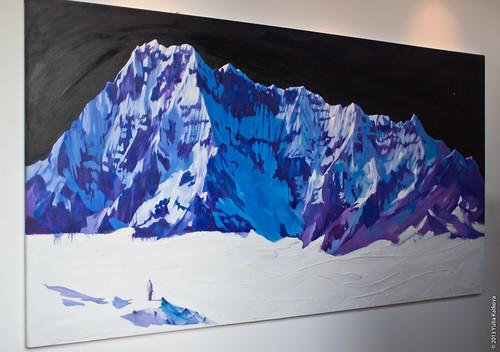 Carlos Bardales - Ausangate - Exposición Nacional - ART Lima