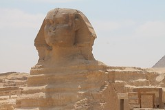 CAIRO - THE GREAT SPHINX