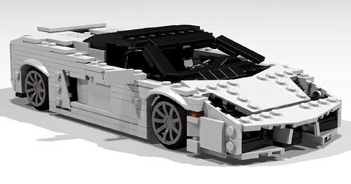 LEGO Lamborghini Gallardo LP560-4 Spyder