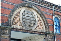 Over House Manufactory, Burslem