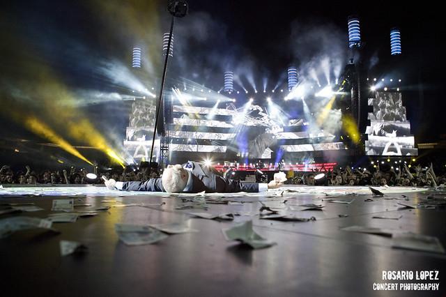 Muse @ Estadi Olímpic Lluis Companys