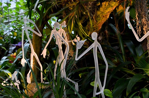 Phipps Conservatory - Glass Men