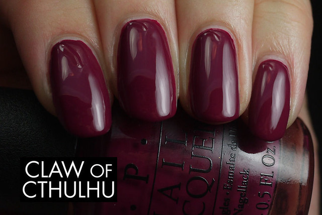 OPI Casino Royale Swatch