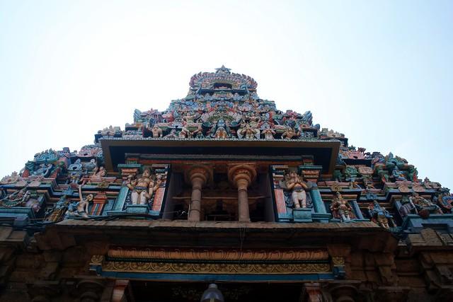 Sri Ranganathaswamy Temple, at Trichy