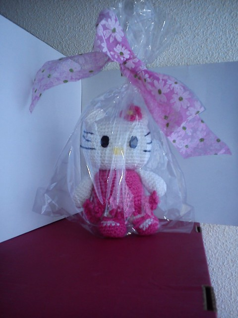 Amigurumi - Hello Kitty