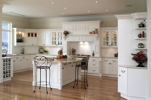 white furniture kitchen interior designs