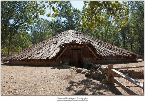 california amadorcounty indiangrindingrockstatepark miwok roundhouse
