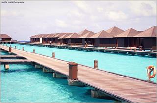 Paradise Island Water Villas