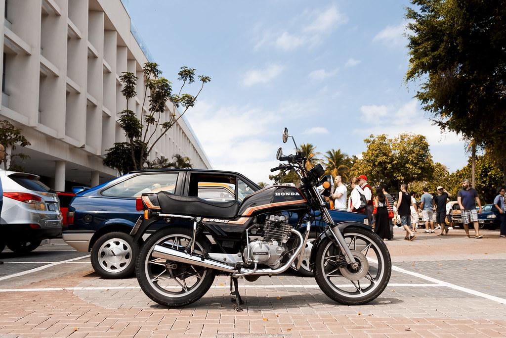 Honda CB400 II