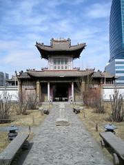 Ulaanbaatar - Choijin Lama Temple Museum