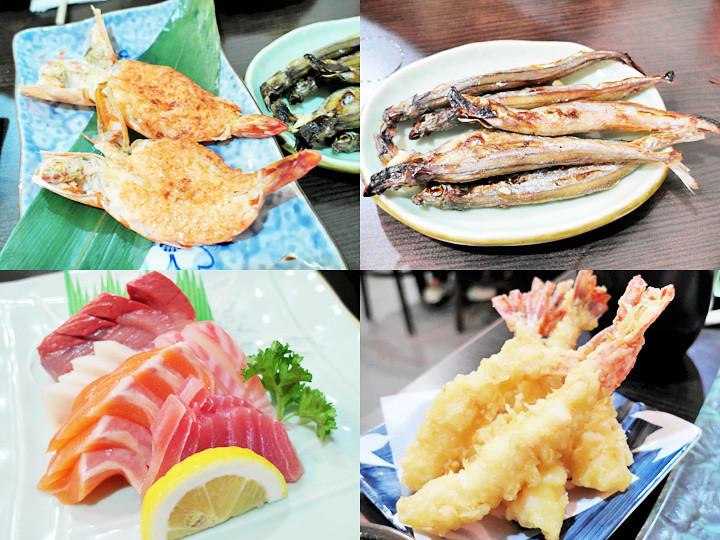 irodori japanese resturant food