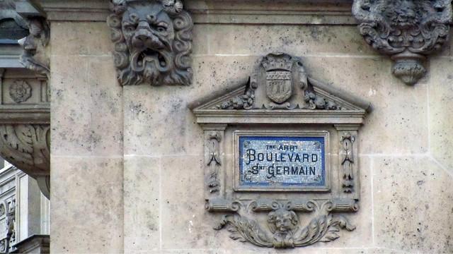 Boulevard St Germain