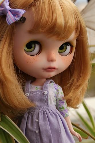 Mi primera blythe, Zoe // My first Blythe, Zoe by Meigaland