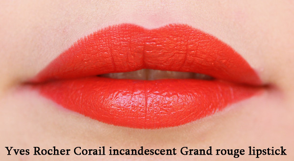 Corail incandescent