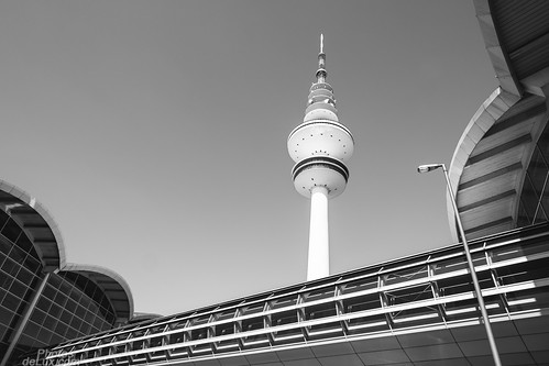 Hamburg Telemichel und Messehallen - Fujinon XF 14mm f2.8 - Fuji X-Pro 1