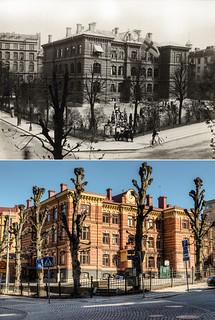 Gothenburg, Vasastan 1920 / 2013