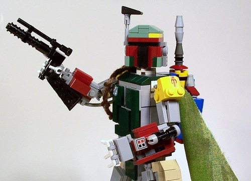 Boba Fett (Midi-Mood Scale) 2