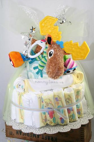 Diaper Cake April 2013 (5)