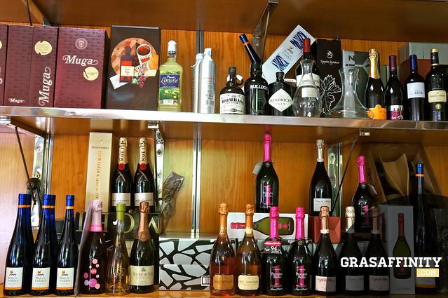 Restaurante Rosarito Murcia // Grasaffinity