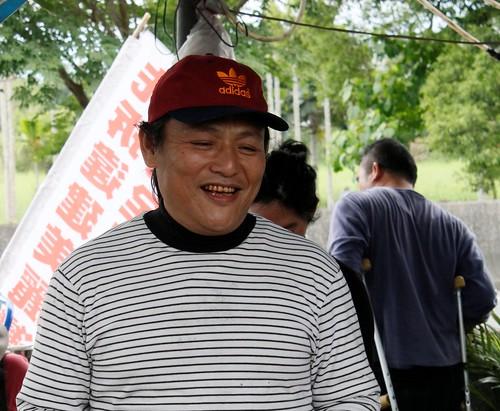 圖三 太巴塱部落文史工作者Dilo