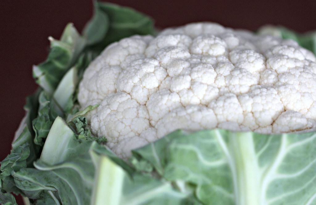 11. cauliflower