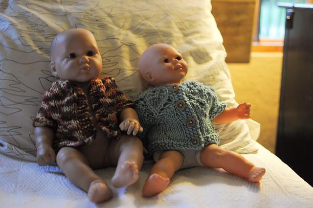 modeling babies