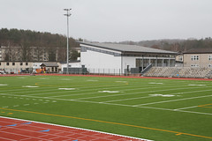 Kaiserslautern Schools track, field and MPR near completion