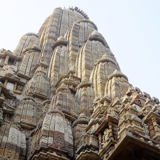 Kandariya Mahadeva Temple, Khajuraho   Flickr - Photo Sharing! Kandariya Mahadeva Temple Inside