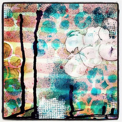 Art Journaling Page