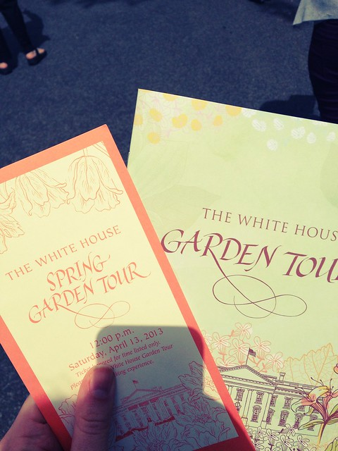 White House flowers