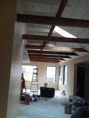 attic(0.0), living room(0.0), floor(1.0), daylighting(1.0), wood(1.0), room(1.0), property(1.0), loft(1.0), house(1.0), ceiling(1.0), beam(1.0), interior design(1.0), design(1.0), home(1.0), lighting(1.0),