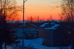 March 19, 2013: Sunset Horizon